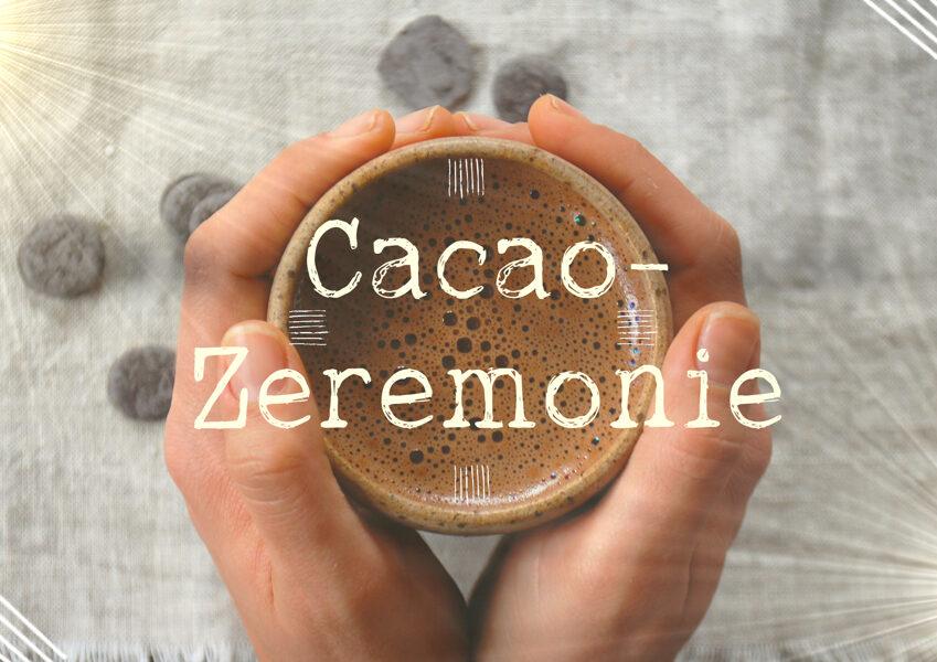 Cacao-Zeremonie